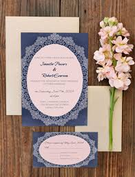 navy and blush wedding invitations top 10 october wedding colors and wedding invitations for fall