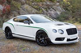 Watch The 2015 Bentley Continental Gt3 R Tested On Ignition