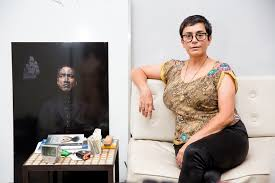 digital artist lisa reihana our venus at the venice biennale viva