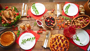 how to eat healthy on thanksgiving no really diaries