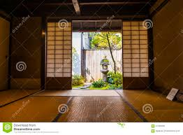 Traditional Japanese Interior by Interior Of A Traditional Japanese House Stock Photo Image 47425665