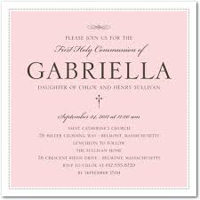 communion invitation communion invites marialonghi communion invitations for girl mes