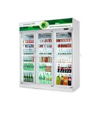 Glass Door Beverage Refrigerator For Home by 3 Door Beverage Cooler 3 Door Beverage Cooler Suppliers And