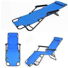 Folding Chaise Lounge Folding Lounge Chair Ebay