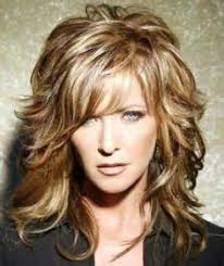 hairstyles for women at 50 with round faces shoulder length hairstyles for round faces over 50 hairstyles by