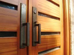 Exterior Wooden Door Exterior Modern Wooden Doors The Simplicity Design