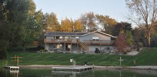 home lilypad lake house