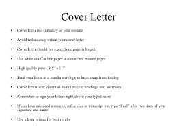 How To Send Resume Via Email Sample by Cover Letter Tips