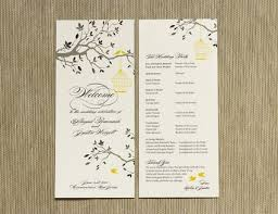 how to write a wedding program wedding party roles and responsibilities
