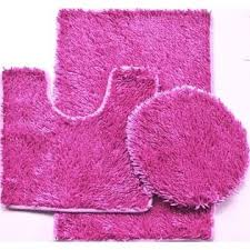 light pink bath rugs