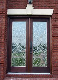 leaded glass french doors stained glass windows beveled glass doors and leaded glass