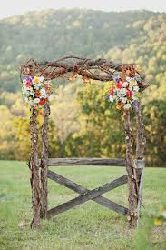 wedding arches rustic rustic floral arch archives southern weddings