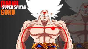 super saiyan white goku mitchell1406 deviantart