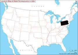 pennsylvania state map where is pennsylvania state where is pennsylvania located in