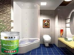 Waterproof Bathroom Paint Waterproof Paint For Shower Waterproof Paint For Walls Shower