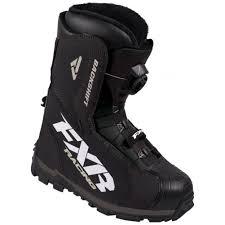 mens motorcycle racing boots fxr racing backshift boa mens snowboard skiing sled snowmobile