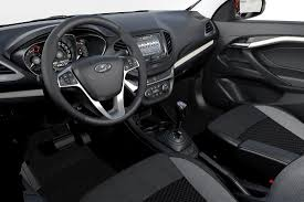 lada jeep 2016 lada vesta interior press images indian autos blog