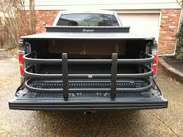Ford F150 Truck Bed - fold out bed extender