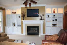 Trim Around Fireplace by Built In Wall Units Bookcases Shelving U0026 Fireplace Mantels