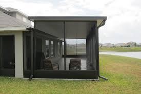 Screens For Patio Enclosures Top 4 Reasons To Choose Structall Aluminum Screen Enclosure Materials