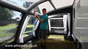 390 Awning Kampa Rally Air Pro 390 Plus Awning Review 2017 Youtube