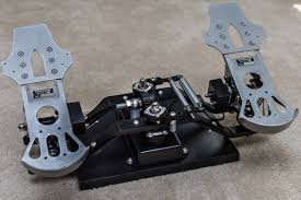 Gaming Setup Maker by Want High End Flight Sim Pedals Put 500 In A Polish Bank Account