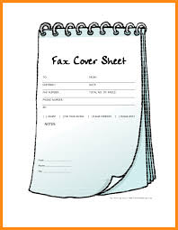Sample Of A Fax Cover Sheet by 6 Free Printable Cover Sheet Actor Resumed