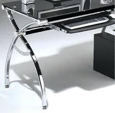 Black Glass L Shaped Computer Desk Desk Black Glass L Desk Black Glass L Shaped Desk Black Finished