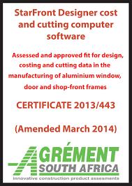 crealco aluminium design software architectural aluminium window