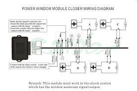 universal mobil lebih dekat jendela modul 4 pintu menutup jendela