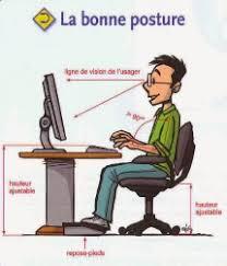 posture au bureau posture et performance holifit