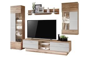 Esszimmer Cantus Ideal Möbel Wohnwand Alfonso Wotan Eiche Möbel Letz Ihr Online