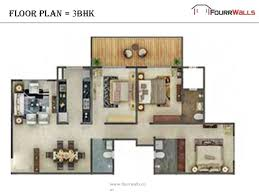 Smart Home Floor Plans A Smart Home Project Konark Orchid At Wagholi By Karia Builders