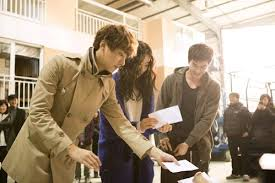 para pemain film exo next door cast of flower boy next door come together to make ceremonial