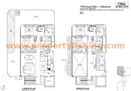 amber skye floor plan villa2 property fishing