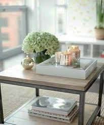 20 coffee table decoration ideas creating wonderful floral