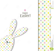 free easter cards easter card with copy space stock vector illustration of beauty