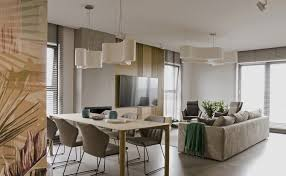 Introducing A Simple Interior Design For Apartment With A Splash - Simple and modern interior design