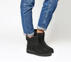 ugg boots sale uk voucher ugg slim kristin mini black suede ankle boots
