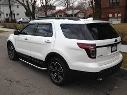 Ford Explorer 2014 - differences between the sport and limited ford explorer and ford