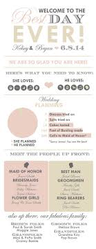 wedding program stationary 195 best programs images on wedding stationary