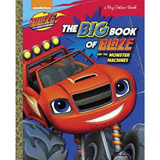 big book of blaze and the monster machines hardcover products