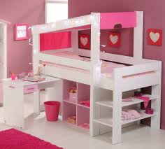 lit mezzanine avec bureau enfant lit avec bureau pour fille 2017 et cuisine lits mezzanines lit
