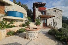 kotor sutvara renovated cottage with double height living room