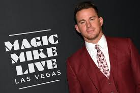 channing tatum stripping magic mike channing tatum doesn t miss his stripper past people com