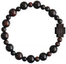 bracelet rosary jujube wood rosary bracelet 10mm