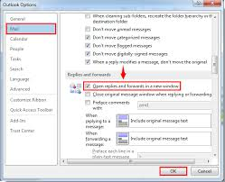 how to keep draft email after sending in outlook