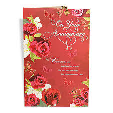 anniversary greeting cards happy anniversary greeting card at best prices in india