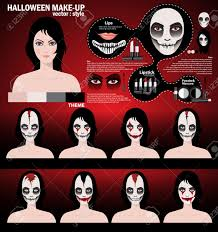 day of the dead makeup for halloween infographic halloween make up woman in day of the dead mask face