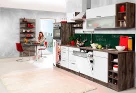 otto küche küchenzeile sevilla mit induktions kochfeld breite 310 cm
